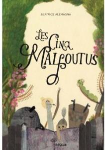 Les Cinq Malfoutus, Beatrice Alemagna