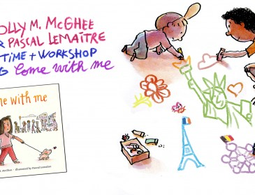 French Story Hour: Come with Me