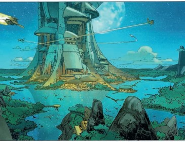 Imaginary Worlds - A Draw Jam