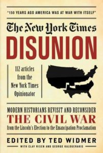 the new york times: disunion