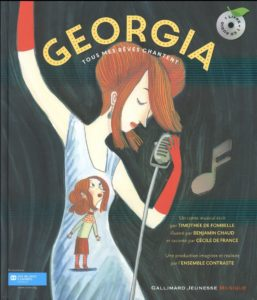 Georgia - Tous mes rêves chantent