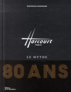 harcourt, le mythe ; 80 ans