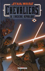 star wars - chevaliers de l'ancienne république t.3 ; au…