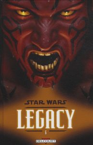 star wars ; legacy t.6 ; renégat