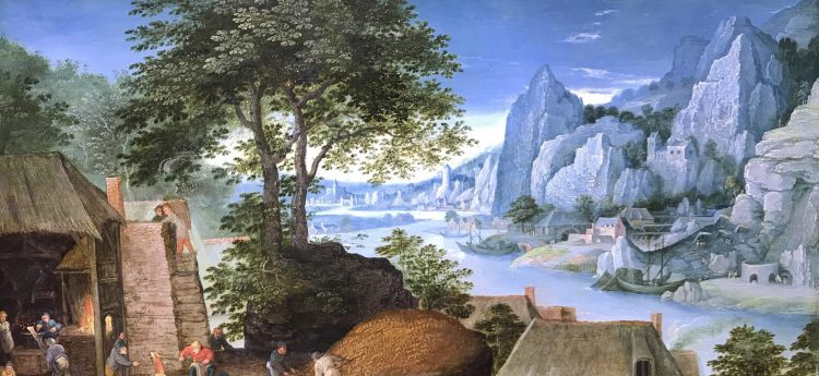 The Metal Industry in Flemish Paintings: From the Iron of Cathedral to New…