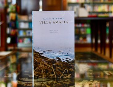 The Albertine Book Club on Villa Amalia by Pascal Quignard