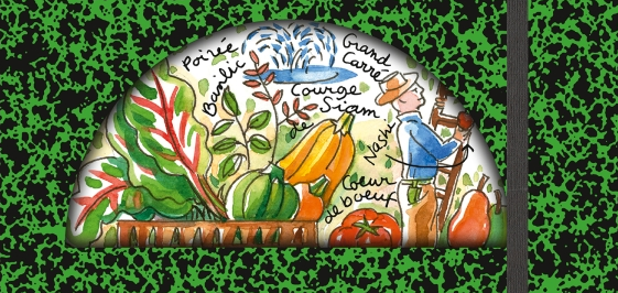 The Royal Vegetable Garden