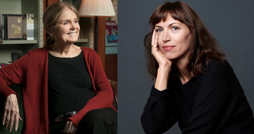 Ideas and Ideals: Strong Female Voices: Vanessa Springora and Gloria Steinem