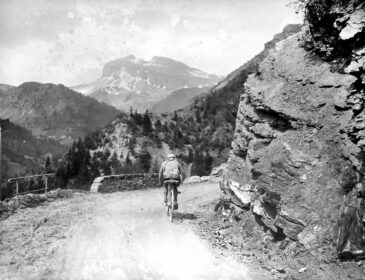 On the 1919 Tour de France, Cycling, and Writing