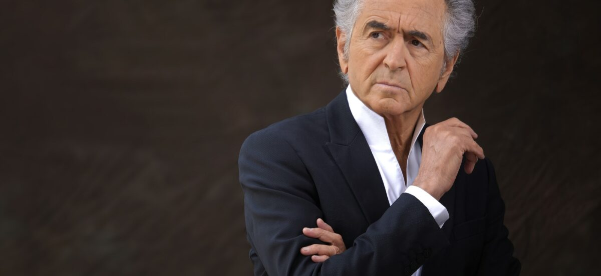 The Will to See, An Evening with Bernard-Henri Lévy